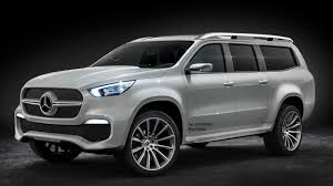 mercedes suv classes of 2016 mercedes x class suv concept mbpickup