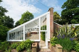 modern green house 19th century greenhouse converted into airy modern home for sale