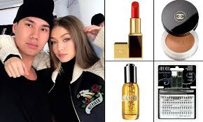 makeup classes ta gigi hadid s make up artist ta launched an app daily mail