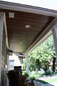 outside ceiling lights signature siding project on sheldon cape bruggerhouse builders