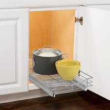 kitchen cabinet sliding shelves kitchen decoration