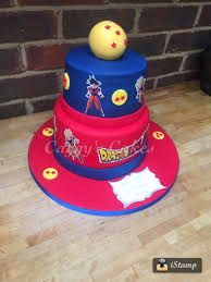 dragonball z cake cake by caggy cakesdecor