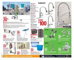 canadian tire kitchen faucet canadian tire atlantic flyer april 21 to 28
