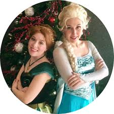frozen themed party entertainment themed party entertainers vancouver believe party entertainment