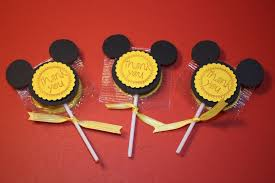 lollipop party favors mickey mouse party mickey mouse lollipop party favors by