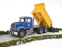 mack dump truck bruder mack granite dump truck 02815 free shipping ebay