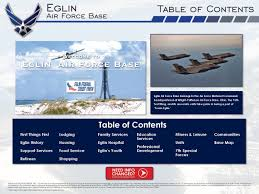 eglin afb map eglin air base guide