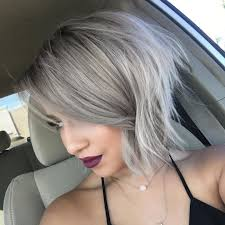 100 mind blowing short hairstyles for fine hair shaggy bob ash