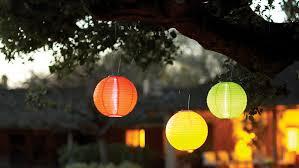 Solar Light Ideas by Outdoor Lighting Ideas Sunset