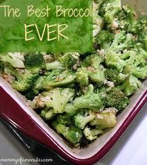 a broccoli recipe for the best broccoli