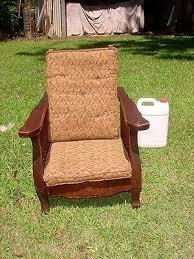 antique heywood u0026 wakefield child u0027s oak reclining morris chair