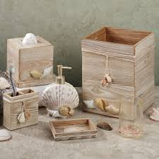 seashell bathroom decor ideas