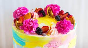 cake decorating cooking vegan cake decorating basics sydney community college