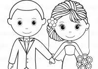 wedding coloring pages free coloring pages