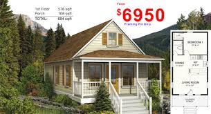 a frame house kits for sale excellent idea 1 build a cottage home grand trunk island lake