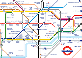 map of the underground in strike 2017 tfl map shows how walkout will bring central at