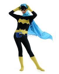 batman costume batgirl zentai with cape cosercosplay com