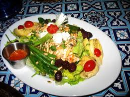restaurant cuisine nicoise tigers strawberries inspiration for a light supper moroccan