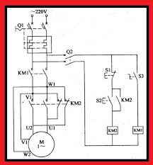 dol starter wiring diagram for single phase motor the best