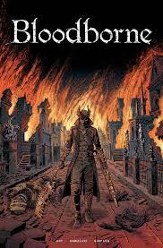 titan comics announce bloodborne the death of sleep dread central