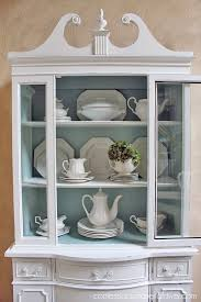 china cabinets hutches tips and tricks for styling your china cabinet