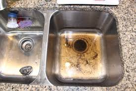 Kitchen Sink Blocked Unclogging A Garbage Disposal Without The Need Of A Plumber