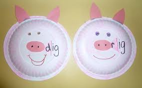 mom to 2 posh lil divas phonics fun w the ig family a pig word
