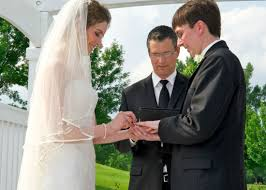 wedding officiator showing proper gratuity to your officiant and minister ultimate