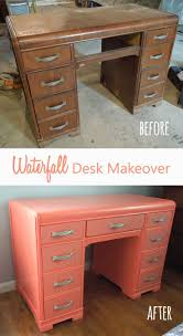 Diy Student Desk by Best 20 Desk Makeover Ideas On Pinterest Desk Redo Repurposed