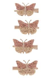 primark hair accessories primark pink and gold butterfly babies and kids