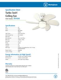 turbo swirl 30 inch six blade indoor ceiling fan download westinghouse turbo swirl 30 inch six blade indoor ceiling