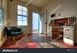 lighthouse keepers room point lighthouse stock photo