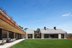 Barn Roof Design Modern Hamptons Home With Barn Influence Design Milk