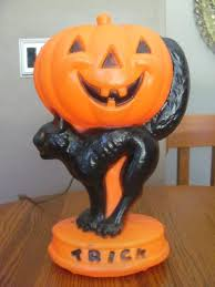 Vintage Halloween Blow Molds Collection On Ebay