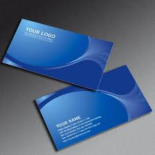 template business card cdr blue card cdr templates free download card http weili ooopic com