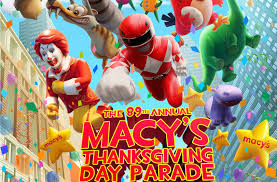 macy s thanksgiving day parade app tracks santa floats