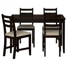Black Wooden Dining Table And Chairs Kitchen Table Extraordinary Modern Dining Set Small Dining Set