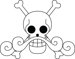 One Piece Flags Roger Pirates Flag By Alterax On Deviantart