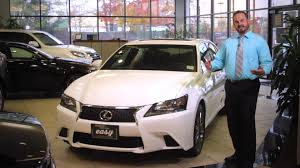 lexus downtown service 2014 lexus gs 350 berlin city lexus of portland youtube