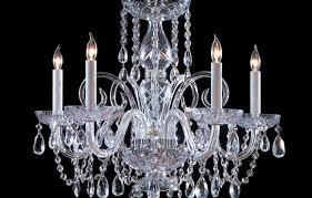 Lead Crystal Chandelier Ceiling Phenomenal Crystal Ceiling Fan Light Kit Elegant Square