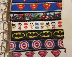 supergirl keychain etsy