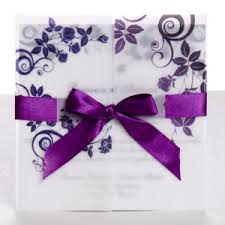 purple and silver wedding invitations purple wedding invitations by wedding invites