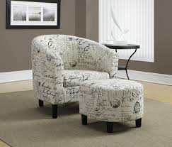 retro chair and ottoman monarch specialties vintage french accent chairs walmart canada