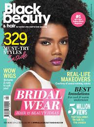 black beauty u0026 hair magazine