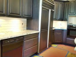 Refinish Kitchen Cabinets Without Stripping Inspiring How To Refinish Kitchen Cabinets Without Stripping