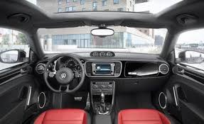Old Beetle Interior 2012 Volkswagen Beetle Drive U2013 Review U2013 Car And Driver