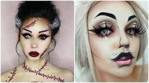Easy Halloween Makeup Tutorials viral makeup videos top 50 diy halloween makeup tutorials