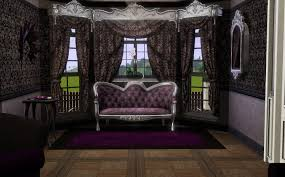 luxury gothic living room on interior design ideas for home design