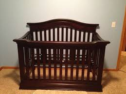 Espresso Convertible Crib by Baby Cache Essentials Crib Directions Creative Ideas Of Baby Cribs