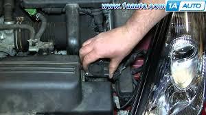 lexus rx300 code p0171 how to install replace mass air flow sensor 2000 05 toyota celica